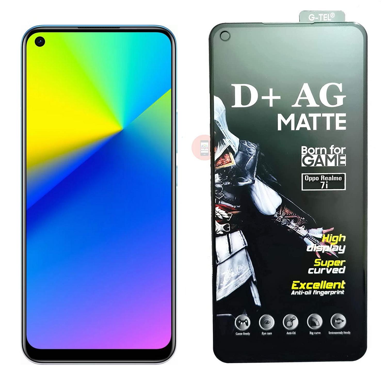 Realme 7i Matte Tempered Glass Screen Protector