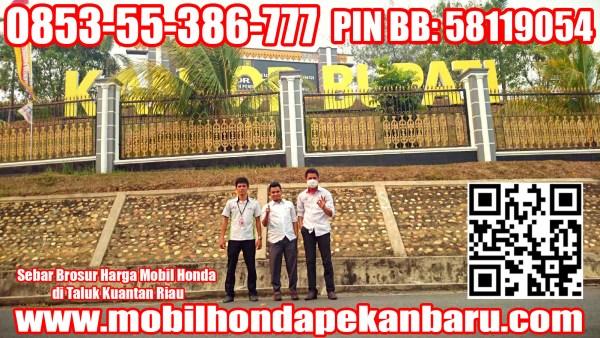 brosur daftar harga paket kredit mobil honda murah pekanbaru riau taluk kuantan kuansing 2015 okteber november desember januari fabruari maret april mei juni juli agustus september dealer