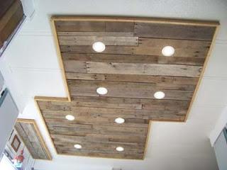 Illuminare In Una Cucina Con Tavoli Pallet Di LegnoMobili