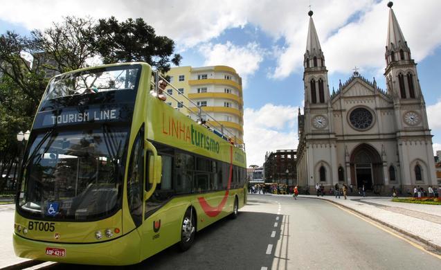Linha turismo curitiba