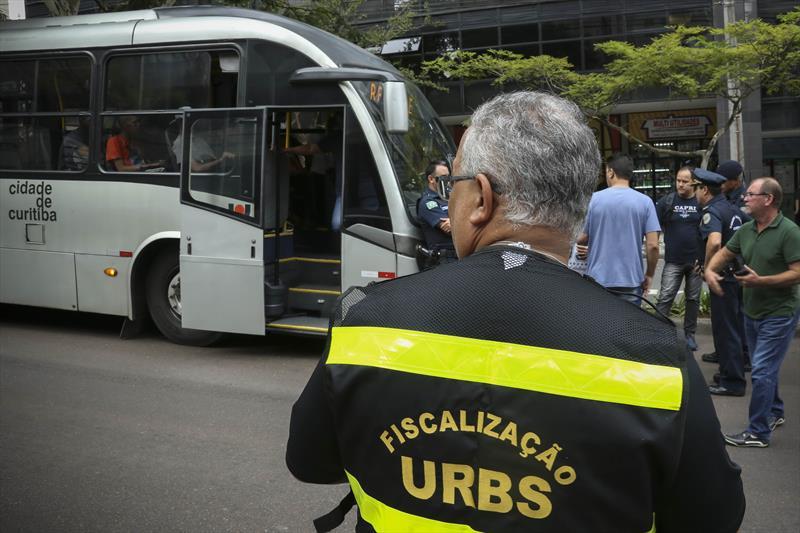 fiscalização ônibus bigorrilho