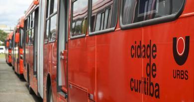 Linha 720 Novos ônibus para Curitiba