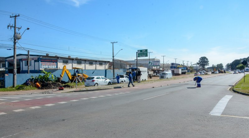 Avenida Maringá
