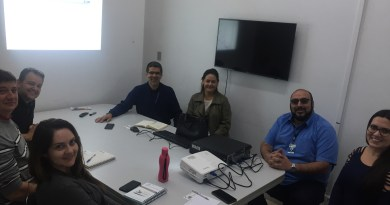 Reunião sobre processamento de multas