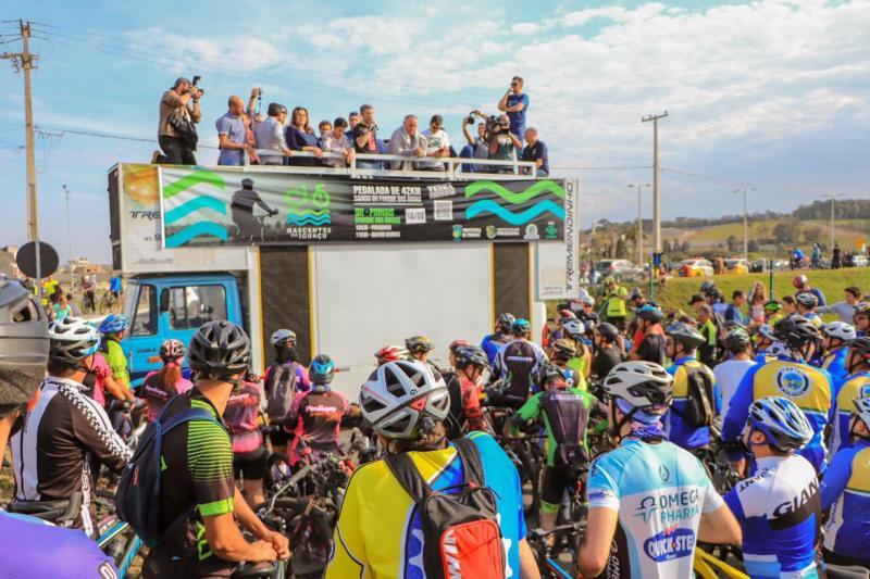 Ciclorrota Inauguração