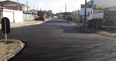 Rua Antônio José Bonato