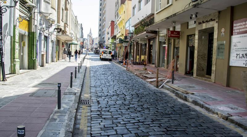 Calçadas Rua São Francisco