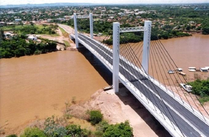 Nova Ponte Brasil-Paraguai