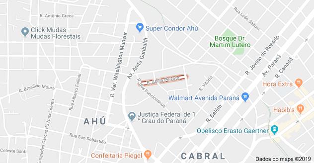 Rua Abílio Peixoto