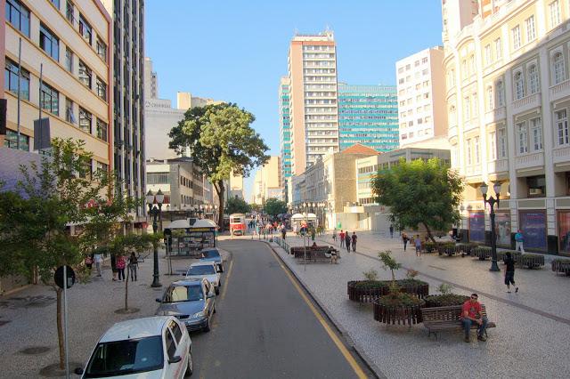 Avenida Luiz Xavier Centro