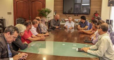 Transporte coletivo Reunião Araucária Contenda