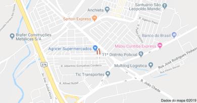 Rua Heitor José da Costa Ribas