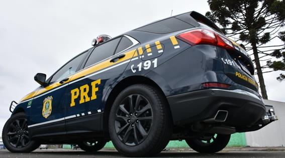 Viatura Polícia Rodoviária Federal