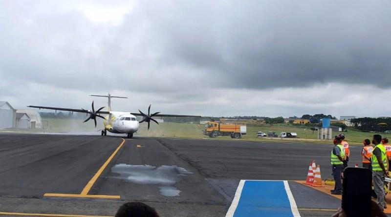 Aeroporto de Ponta Grossa