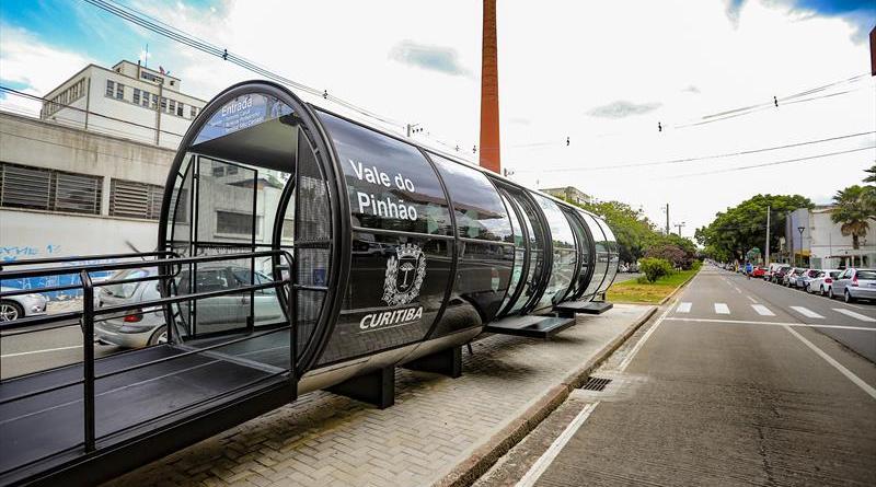 Estação-tubo Vale do Pinhão