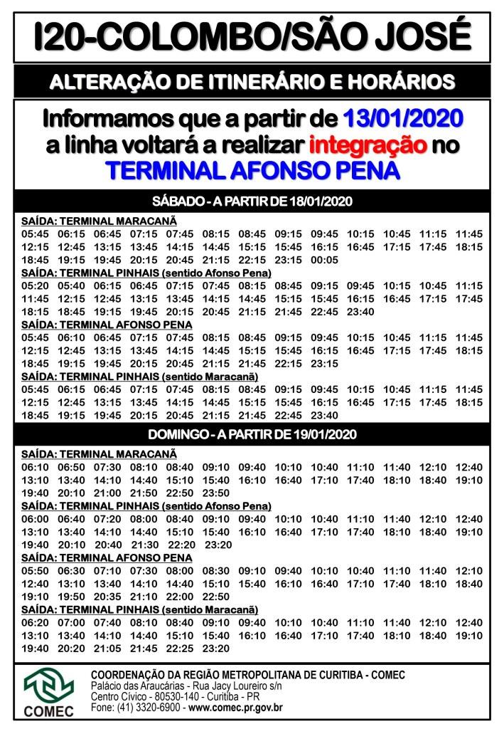 I20 Colombo São José dos Pinhais