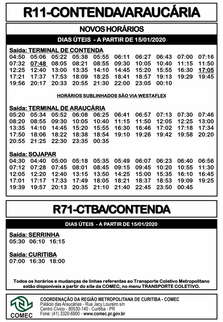 R11 Contenda