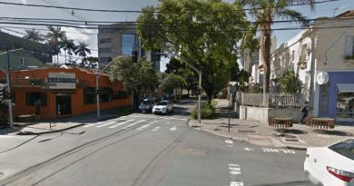 Rua Coronel Dulcídio Batel