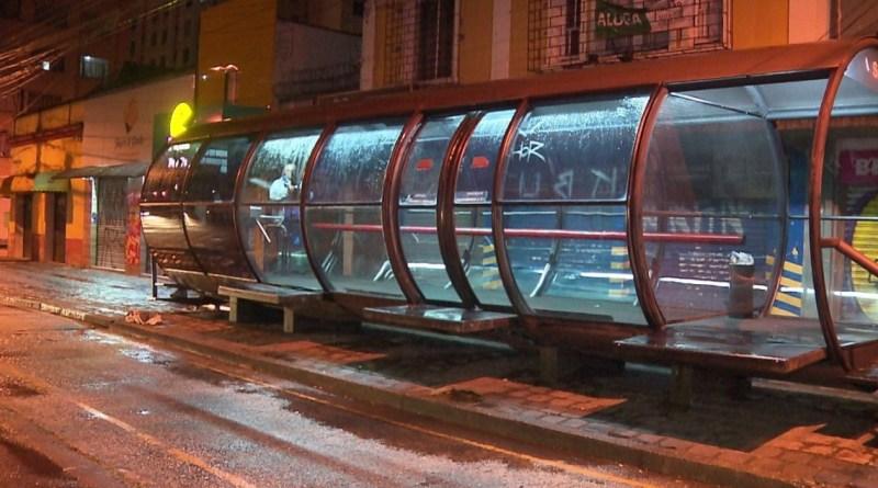 Estação-tubo Rebouças Ônibus