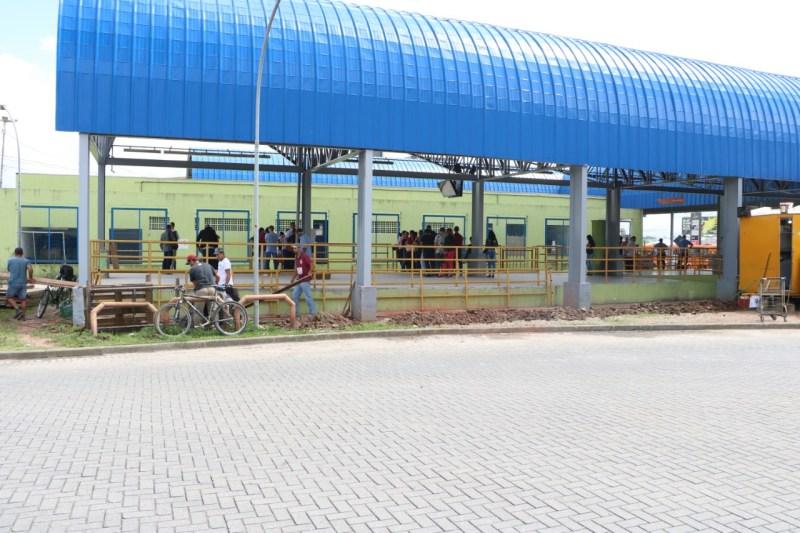 Terminal Fazenda Piso