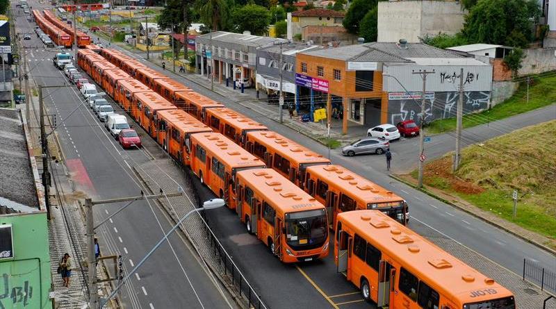 63 novos ônibus