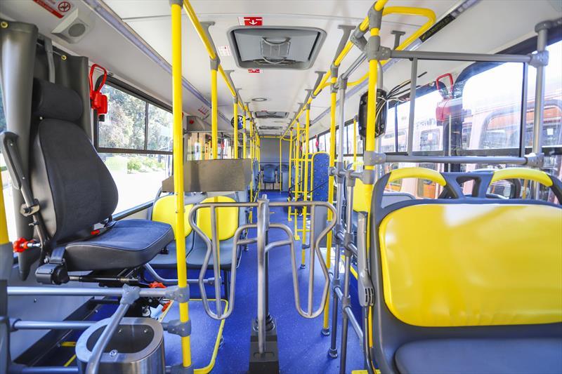 Ônibus Novos em Curitiba