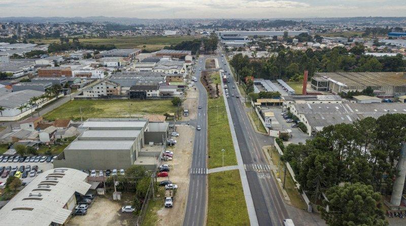 Duplicação Maringá Avenida
