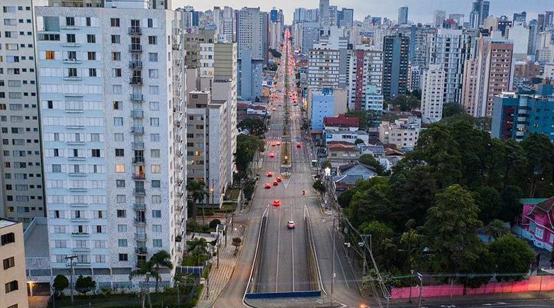 Avenida Visconde Guarapuava