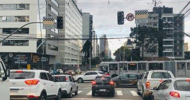 Semáforos Curitiba