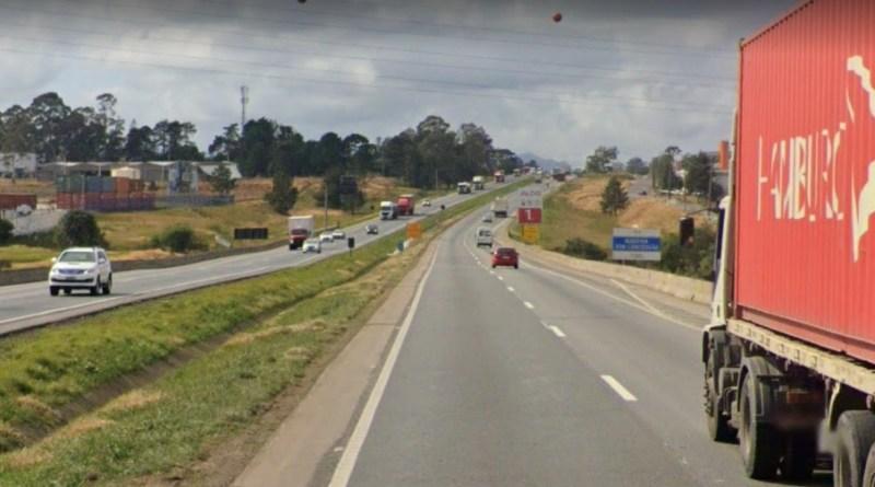 Contorno Leste km 102 Estradas