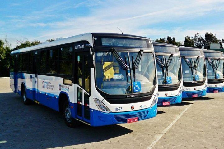 USB Ônibus em Floripa Integração
