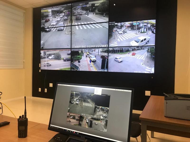 Videomonitoramento Florianópolis