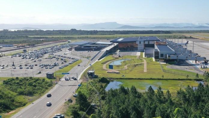 Garupa Floripa Airport