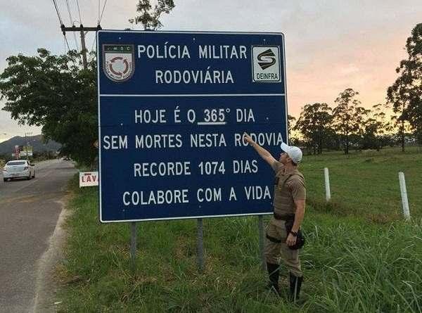 Polícia Militar Rodoviária SC-405