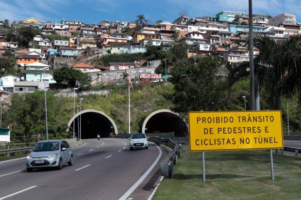Túnel Antonieta de Barros