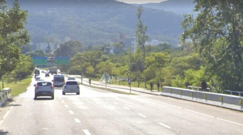 Avenida da Saudade Floripa