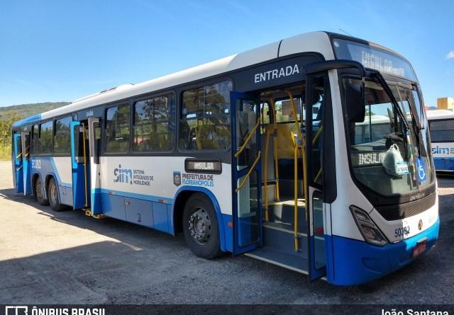 Ônibus Entrada Floripa