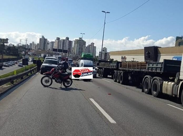 BR-101 São José Kobrasol