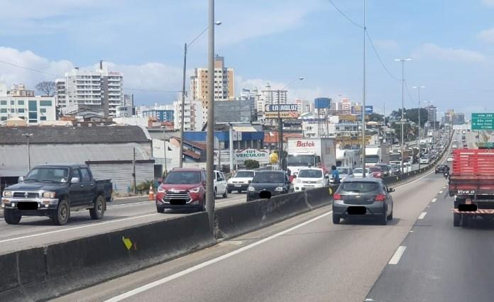 BR-101 Pista São José