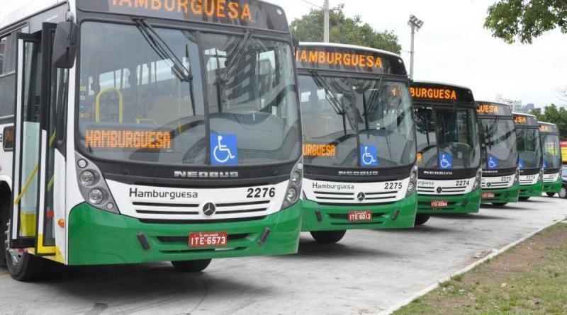 Ônibus em Novo Hamburgo