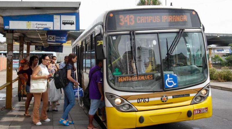 Ônibus em Porto Alegre