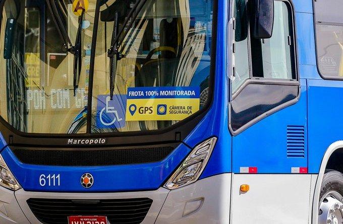 Ônibus em tempo real