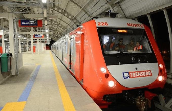 Estação da Trensurb