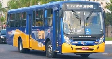 Ônibus em São Leopoldo