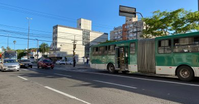 Ônibus Avenida João Pessoa