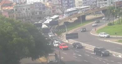 Acidente Rua da Conceição