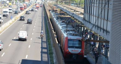 Trens acoplados