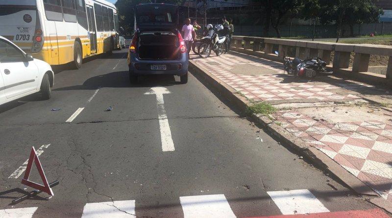Carro São Luís Ipiranga