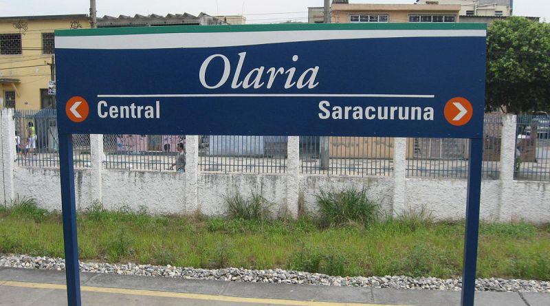 Estação Olaria SuperVia