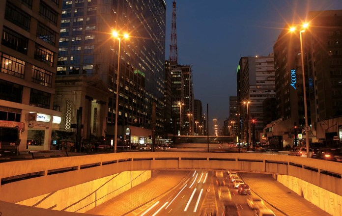Avenida Paulista Réveillon na Paulista